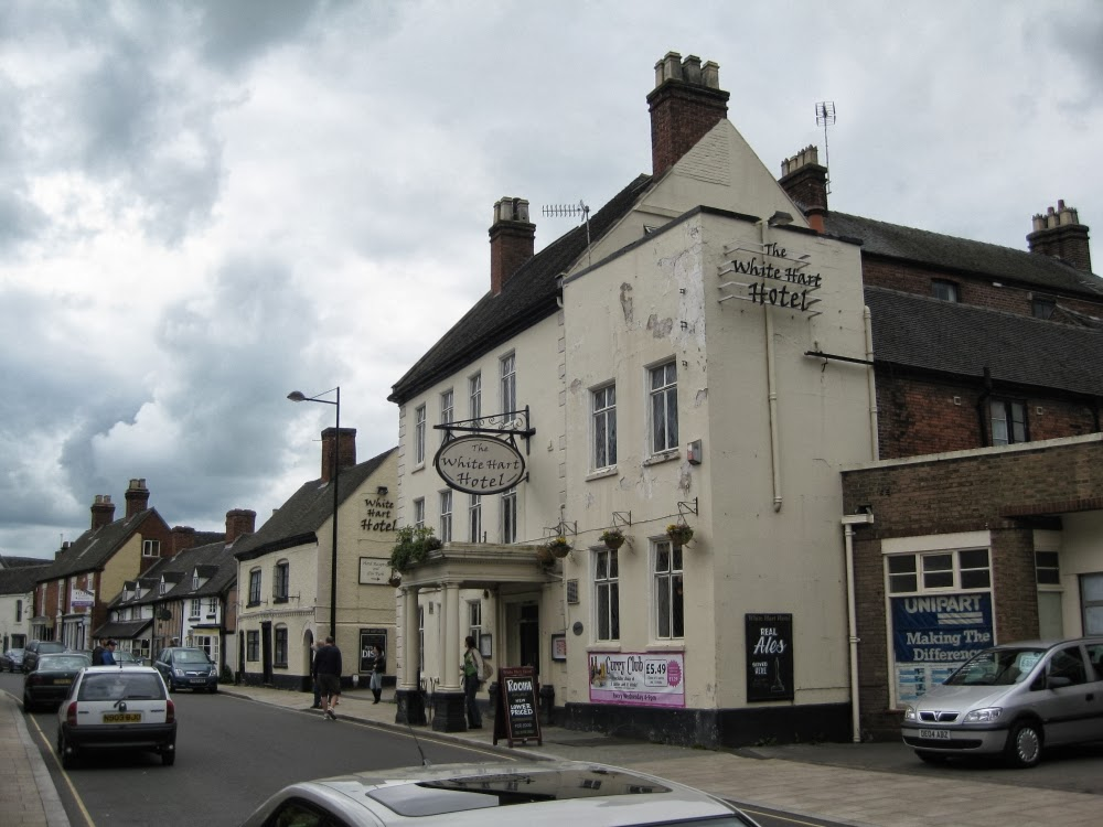 The White Hart Hotel in 2009